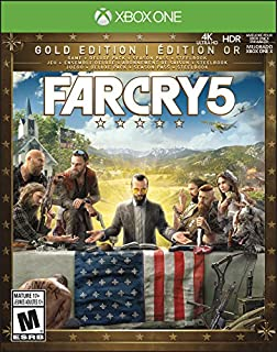 Far Cry 5 Gold Edition (Includes Steelbook + Extra Content + Season Pass subscription) - Trilingual - Xbox One (B072J5YR5W) | Amazon Products