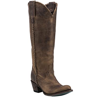 Women's Plain Jane Cowgirl Boot Round Toe - Lb0350a