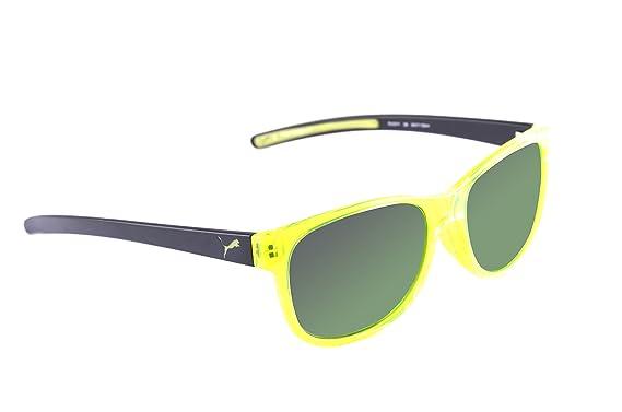 Puma - Gafas de sol - para hombre GrÃŒn: Amazon.es: Ropa y ...