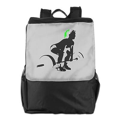 Believe Ddspp Crossfit Girl Outdoor Backpack Rucksack Gym Bags