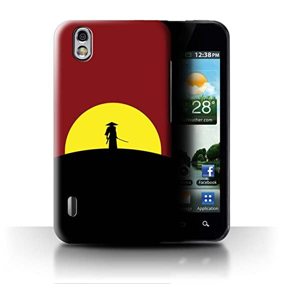 Amazon. Com: stuff4 phone case / cover for lg optimus black p970.