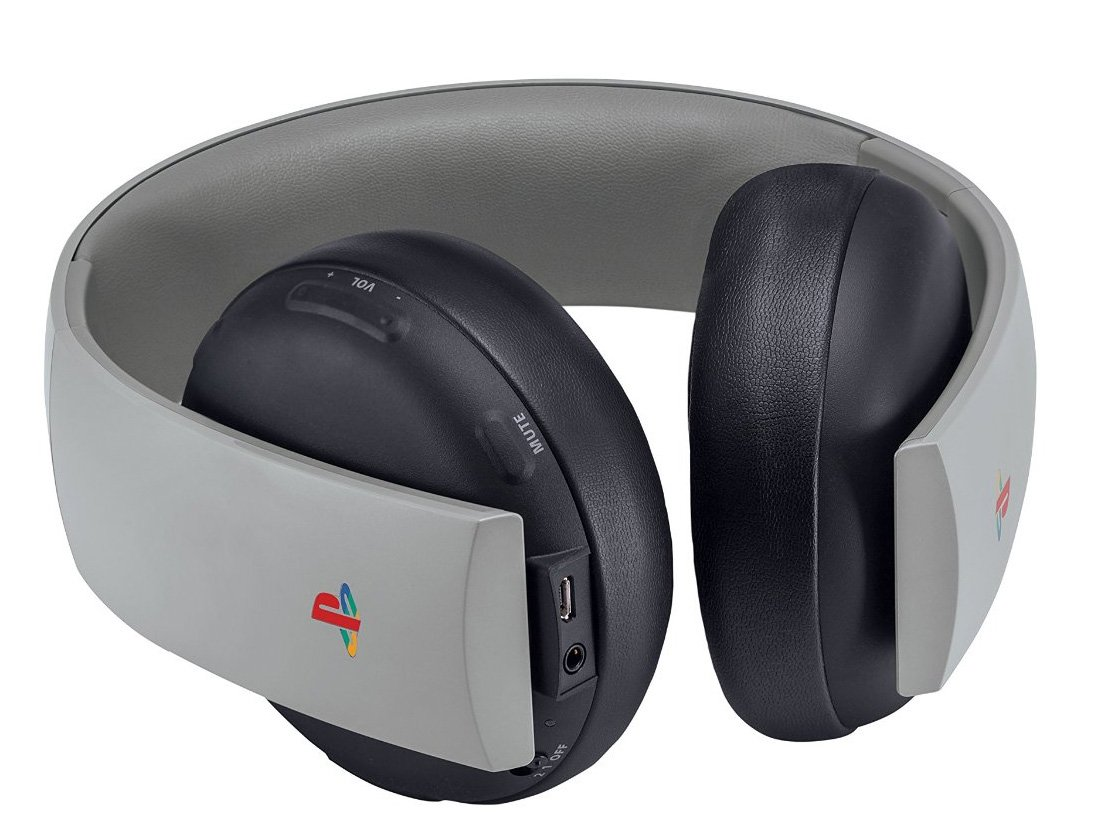 Gold Wireless Stereo Headset - 20th Anniversary Edition (輸入版:北米) B00ZSDTX66