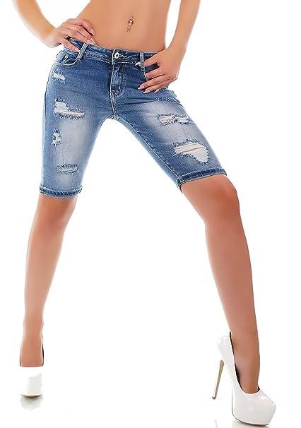 Nina Carter - Pantalón corto - Capri - Básico - para mujer ...