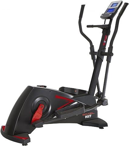 Bh Fitness - Bicicleta elíptica i.brazil hiit + dual kit be ...