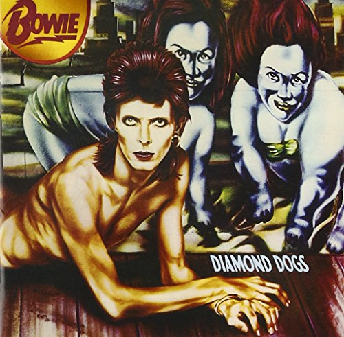 David Bowie - Diamond Dogs - REMASTERED - CD - FLAC - 2017 - NBFLAC Download