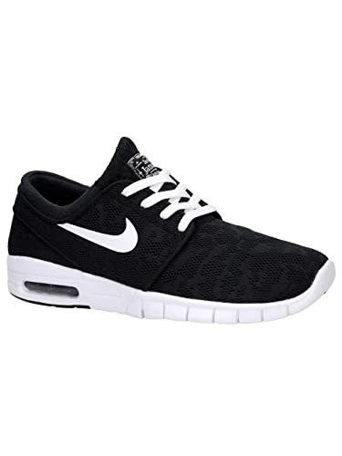 4ddea4456e602 Image Unavailable. Image not available for. Color  Nike Men s Stefan Janoski  Max Black ...