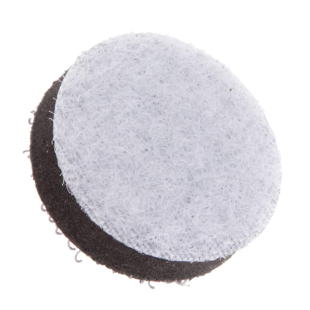 LOVIVER 2x Interface Mousse Souple pour Plateau de Pon/çage Polissage 25 mm 50 mm