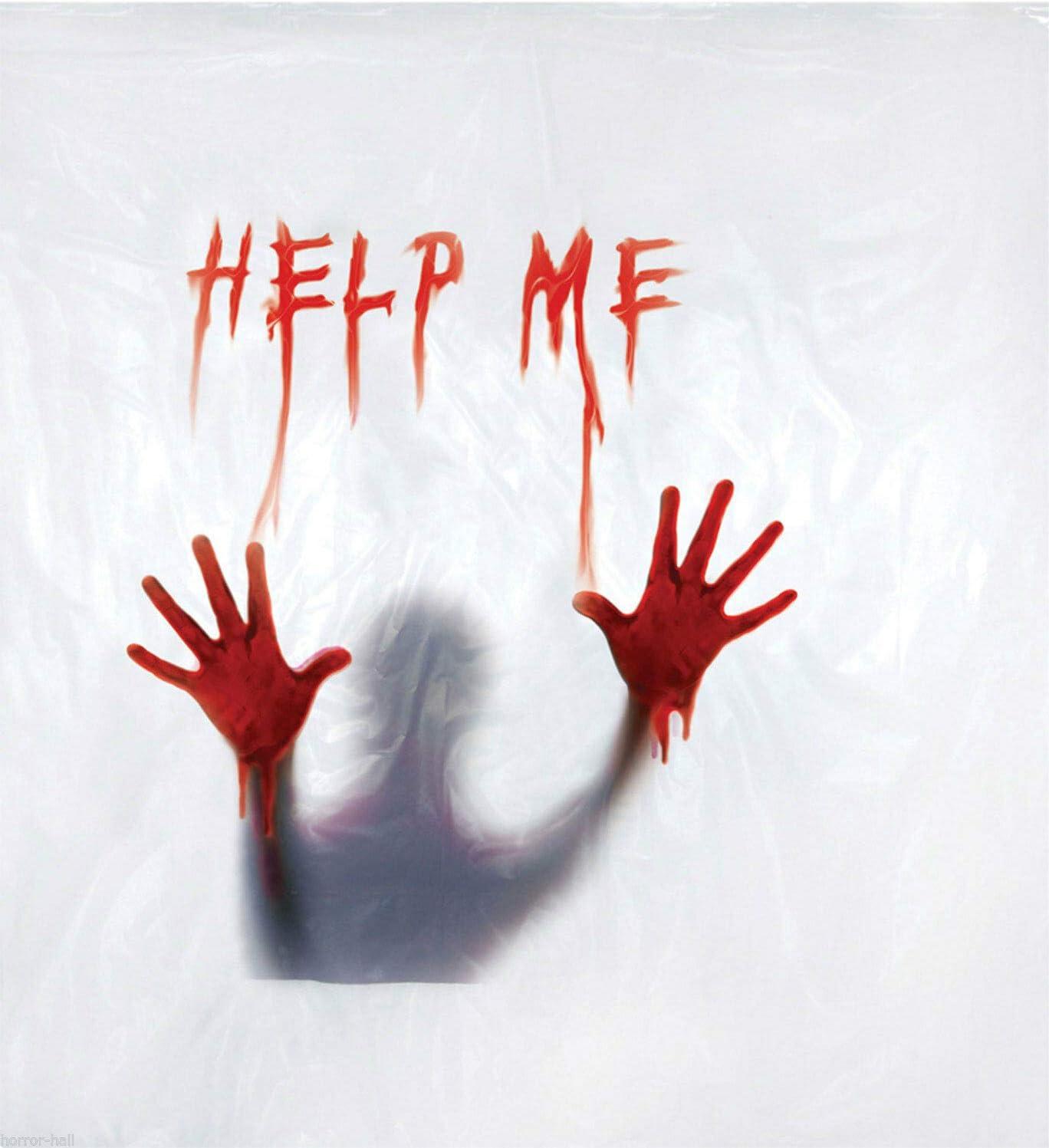 CSI Dexter Horror Sign-MORGUE-Mad Scientist Door Wall Halloween Prop Decoration