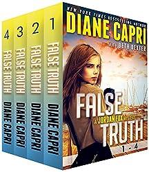 False Truth 1 - 4: A Jordan Fox Mystery Serial Boxed Set (Jordan Fox Serial Sets)
