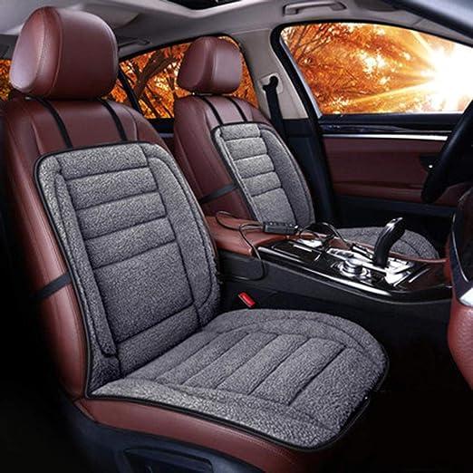 Car Electric Blanket Heating Blanket 12V//24V Electric Heating Cushion Car Heating Cushion Winter seat Cushion
