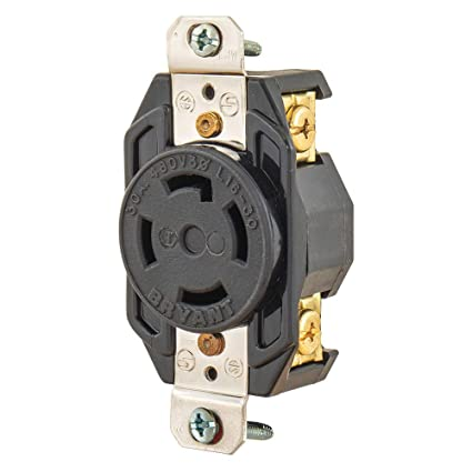 Prime Bryant Electric 71630Fr Receptacle Electrical Outlet Black Wiring 101 Israstreekradiomeanderfmnl