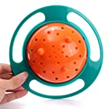Hughapy Baby Bowl Children Tableware Non Spill Bowl