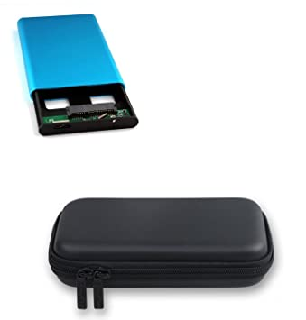 SNDIA [Combo Pack] caja de 2,5 pulgadas SATA a USB 3.0 Disco