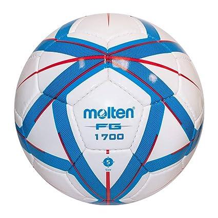 Molten Balón fútbol Forza F5G1700 Cosido a Mano No.5  Amazon.com.mx ... f1dc188c3e2bb