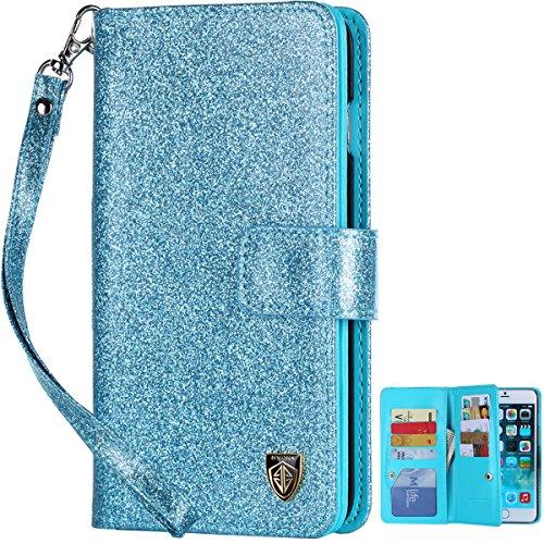 iPhone BENTOBEN Glitter Luxury Leather