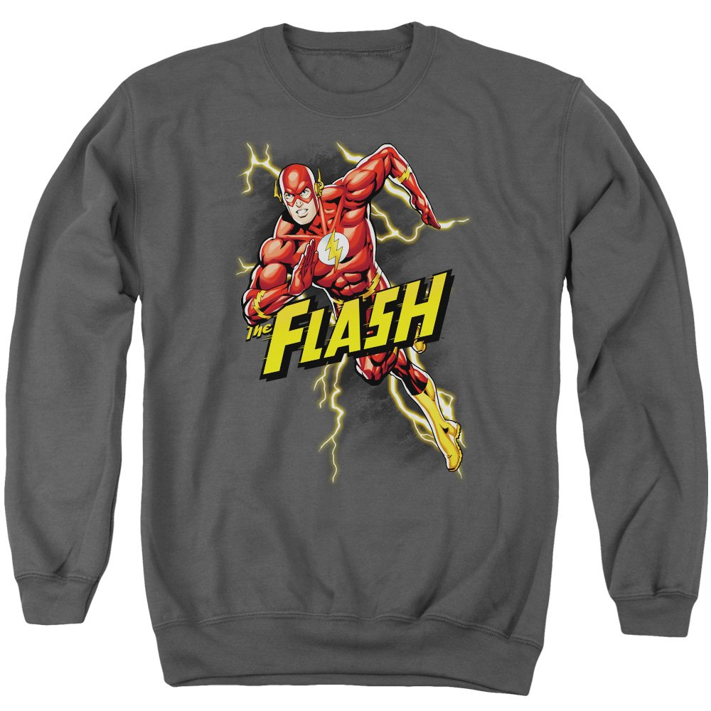 Justice League - Männer Bolt Run Sweater