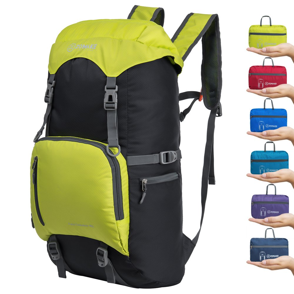 1bcca17462e7 Zomake 30l Lightweight Packable Backpack- Fenix Toulouse Handball