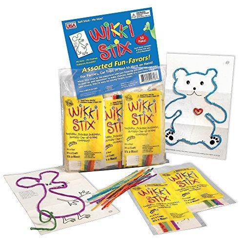 Wikki Stix Fun Favors Packs