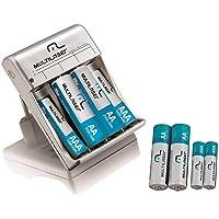 Carregador de Pilhas AA/AAA+ 8 Pilhas - CB093, Multilaser