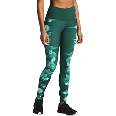 92bddcdf97 Amazon.com: The North Face Women's Motivation Printed High-Rise Tights:  Clothing