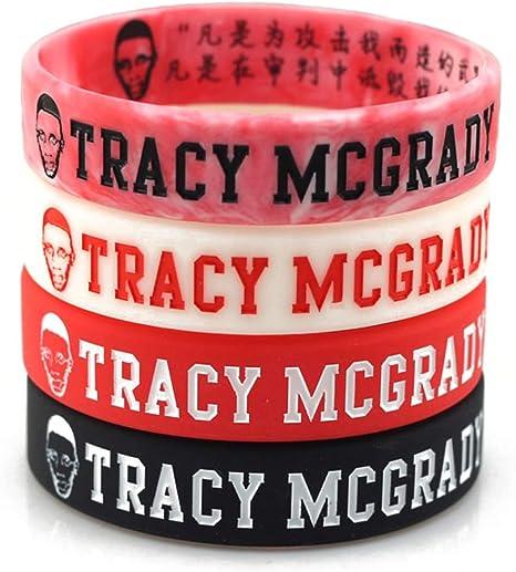 Baloncesto de la NBA Tracy McGrady Retrato Pulsera número 1 DE ...
