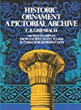 Historic Ornament, C. B. Griesbach, 0486232158