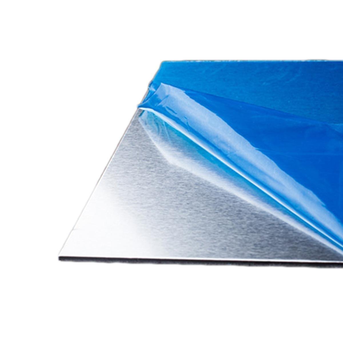 5052 Aluminum Sheet Metal Plate 250mm 2pcs 1.5mm250mm 9.84 9.84