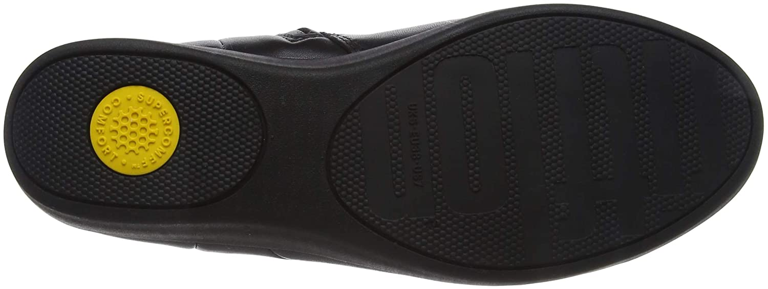 Fitflop Skatebootie-Leather, Botines para Mujer: Amazon.es: Zapatos y complementos
