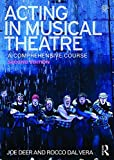 Acting in Musical Theatre: A Comprehensive Course