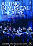 Acting in Musical Theatre: A Comprehe...