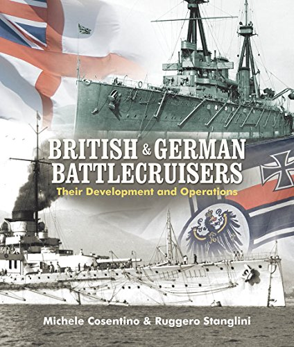 Pdf Transportation British and German Battlecruisers: Their Development and Operations