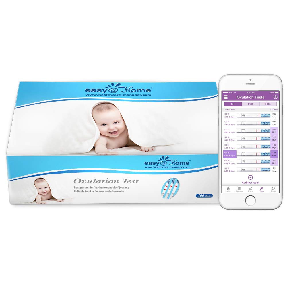 Best Rated in Ovulation Tests & Helpful Customer Reviews - Amazon com