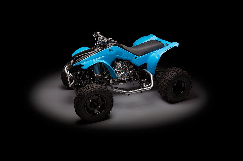 Dark Blue Maier USA 117226 Gas Tank Cover for Honda TRX250R