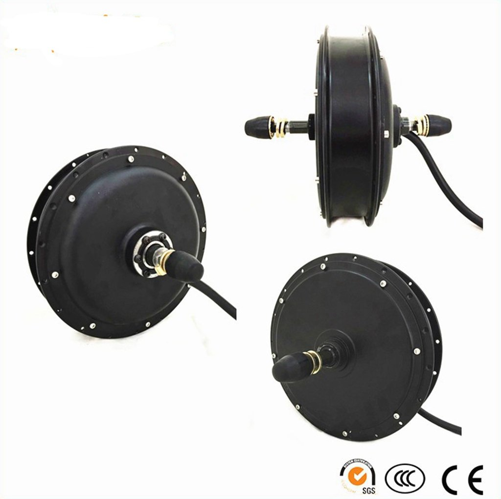 100km/h speed 50H 5000w hub motor 5kw electric bike motor
