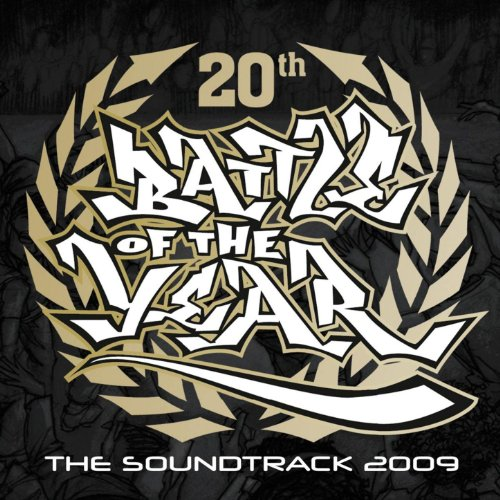 International Battle of the Year 2009 - The Soundtrack