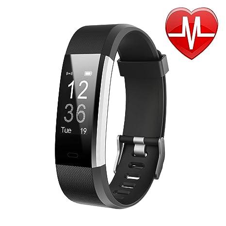 a750940061d27 Amazon.com   Letsfit Fitness Tracker HR