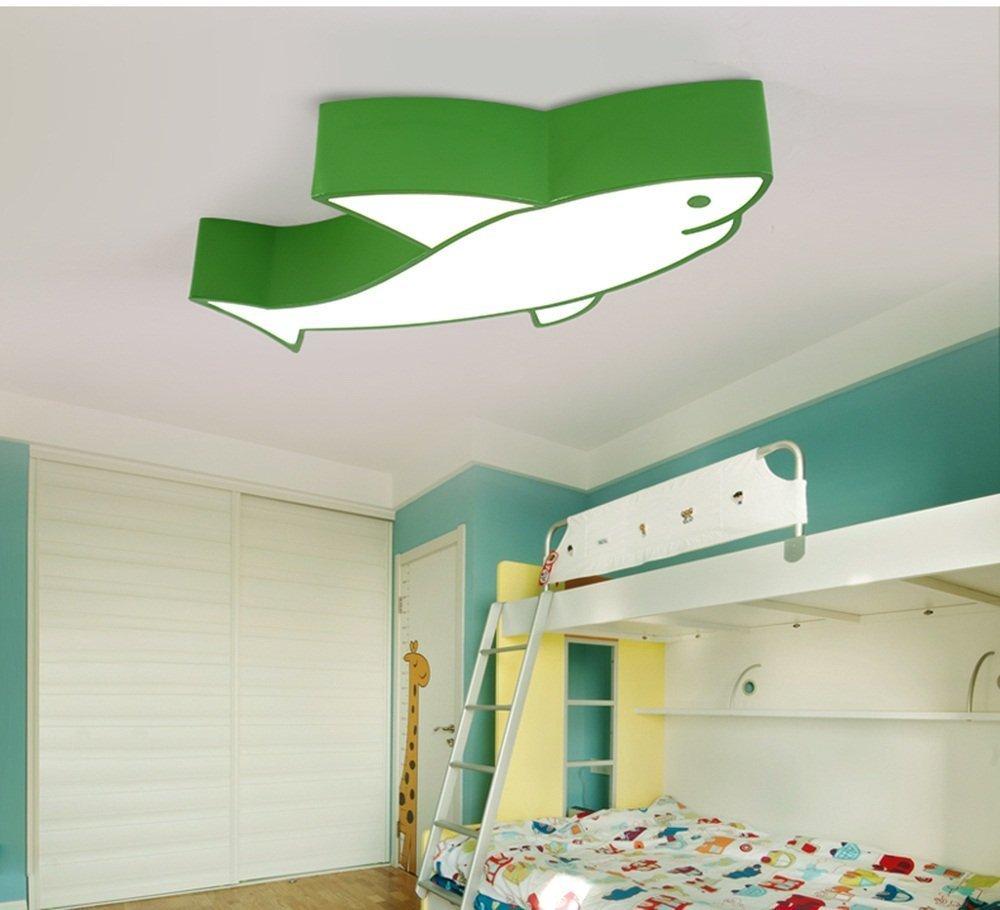 MoMo Einfache Moderne Mode Kinder 'S 'S 'S Zimmer Wohnzimmer Acryl Deckenleuchte, Kindergarten Vergnügungspark LED-Licht B0794YP249 | Schöne Farbe  1ecf07