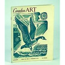 Canadian Art Magazine, Autumn 1953 - Marthe Rakine / Filippino Lippi / A.Y. Jackson