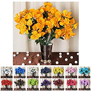 Efavormart 96 Artificial Mini Primrose Artificial Flowers for Wedding Party Event Decor 84