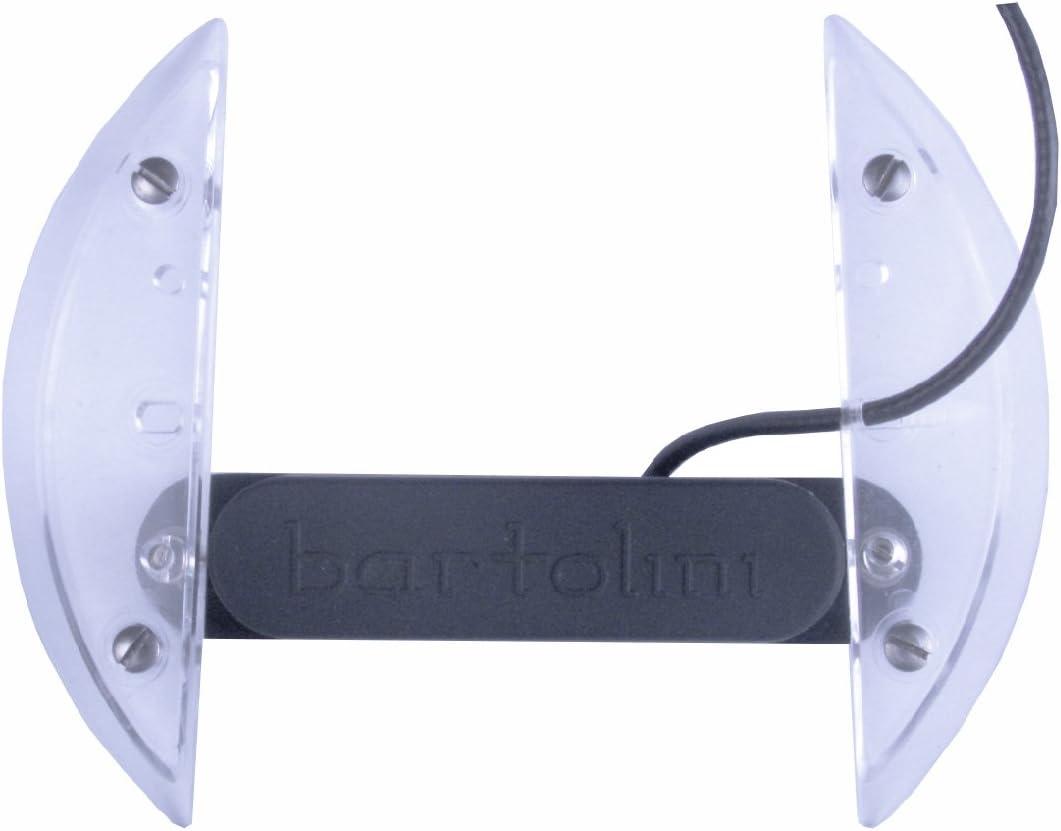 Bartolini 3AV Soundhole Mounted Adjustable Humbucker Guitar Pickup w//Cable NEW!