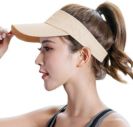 casquette femme visiere