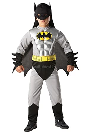 Rubieu0027s Official Batman Fancy Dress Costume - Small  sc 1 st  Amazon UK & Rubieu0027s Official Batman Fancy Dress Costume - Small: Rubies: Amazon ...