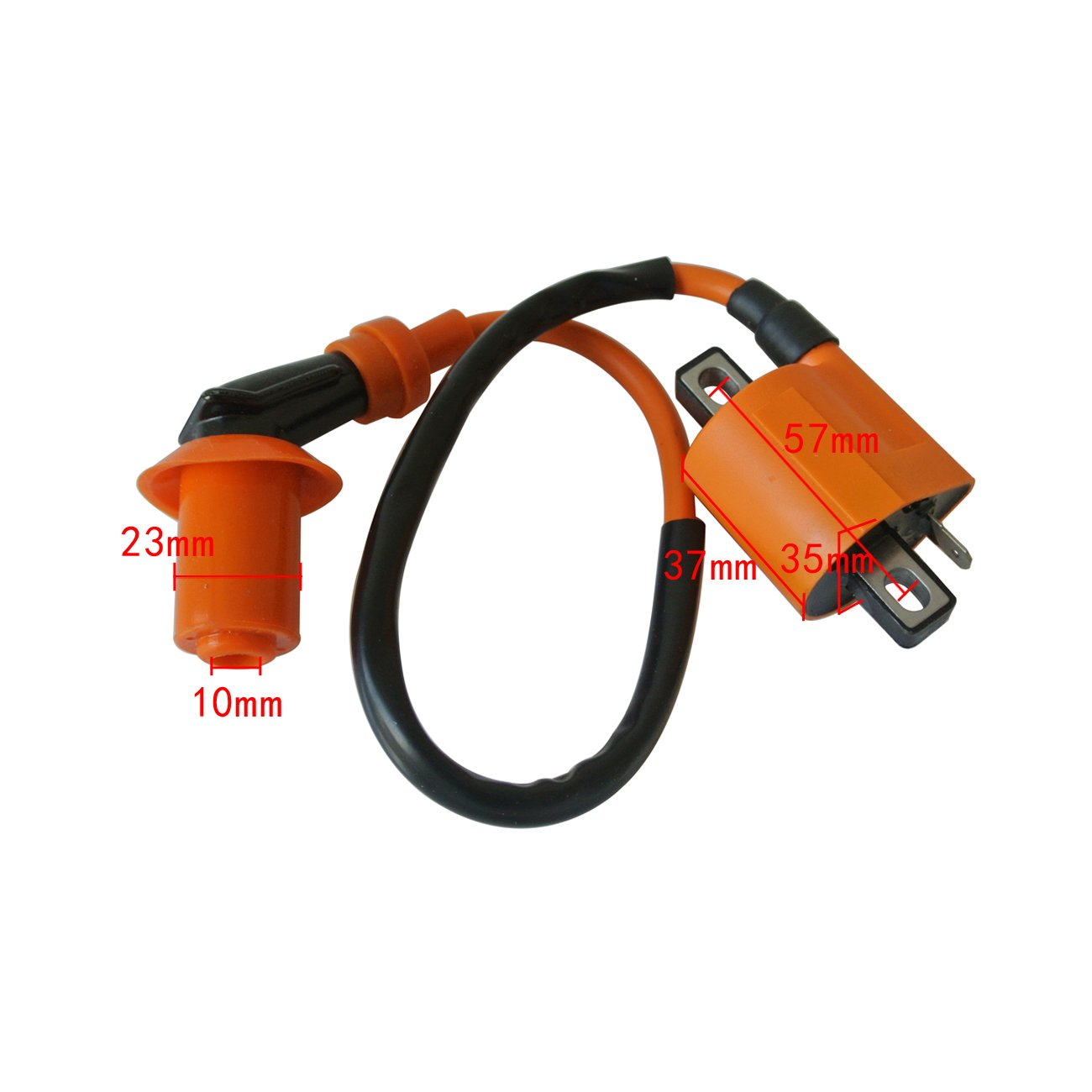 Sthus Ignition Coil Fit Pit Bike ATV Scooter Motorcycle Taotao SDG SSR Coolster