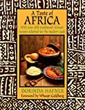 img - for A Taste of Africa by Dorinda Hafner (1994-05-01) book / textbook / text book