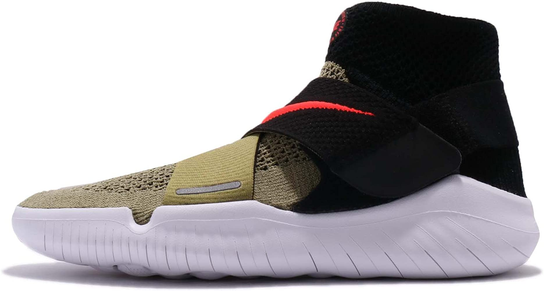ajustar competencia Profeta  Amazon.com | Nike Free RN Motion FK 2018 Mens Running Trainers 942840  Sneakers Shoes (UK 7.5 US 8.5 EU 42, Neutral Olive Bright Crimson 200) |  Shoes