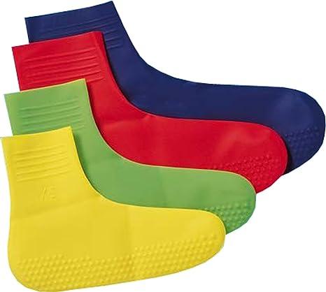 Os Win natación (de látex Calcetines Aqua Guardia verrucae y infección Piscina Calzado, Calcetines