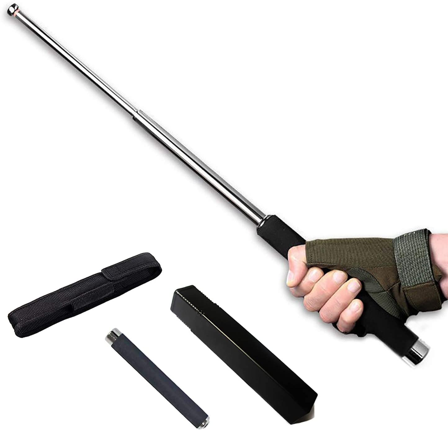 Portable Simply Action Appliance,26 Steel Safety Protect Tools for Outdoor