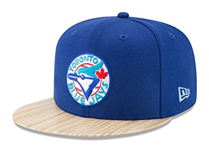 newest collection c1959 21ca5 New Era Toronto Blue Jays 9FIFTY MLB Cooperstown 1987 Topps Snapback Hat