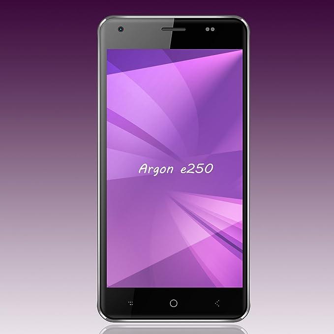 Smartphone libre dualSIM Leotec Argon E250 Dark Blue ...