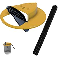 Mouse Traps, Slide Bucket Lid Mouse Rat Trap Multi Catch Auto Reset, Indoor Quick Effective Safe Mousetrap Catcher